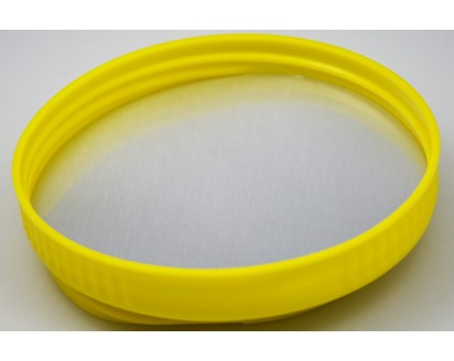 1115 - 110 MM. SCREW-ON HANDLE CAP FOR PET JARS
