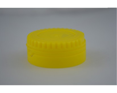 220 - 32 MM SINGLE PART SNAP-ON TEAR-OFF BAND CAP FOR PET BOTTLES